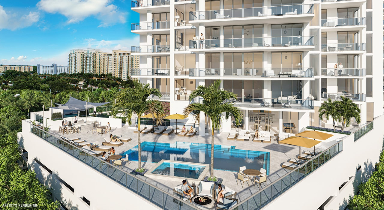 bayso amenities deck rendering in sarasota